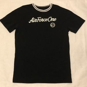 Nike Men's AF1/Air Force 1 Crew Neck Tee